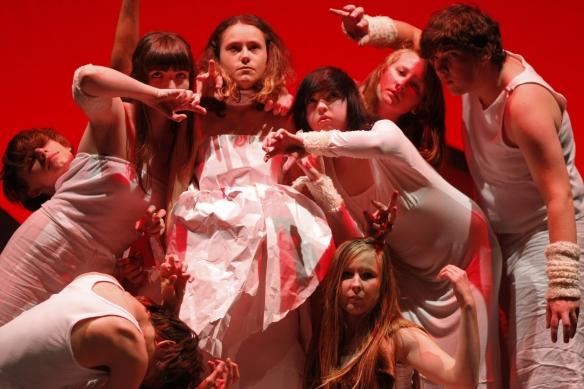 Foto: Jörg Sobeck SpinaTheater/Junges Theater Solingen, amarena-Preisträger 2012