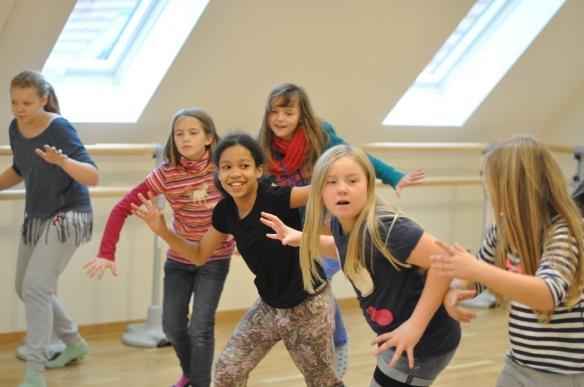 Kindertheaterwerkstatt 2013 (Foto: Sebastian Maihs)