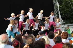 KinderKunstFestival Kunterbunt in Regelsbach, Foto: Jens Liebenberg.