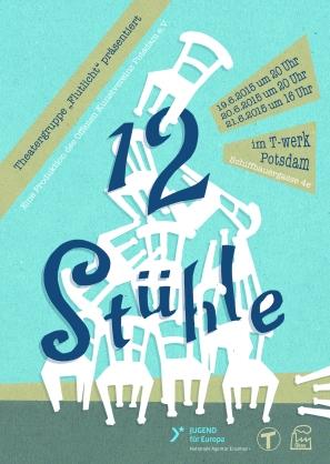 12 Stühle Plakat vol.1